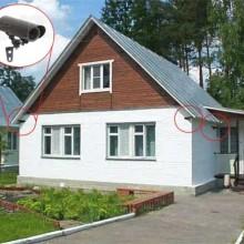 Системы видеонаблюдения для дома, лучшая цена, описание, консультация на vidim.by
